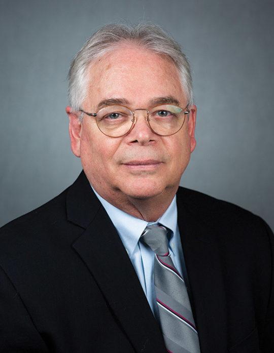 Portrait of Jeffrey Bloomquist