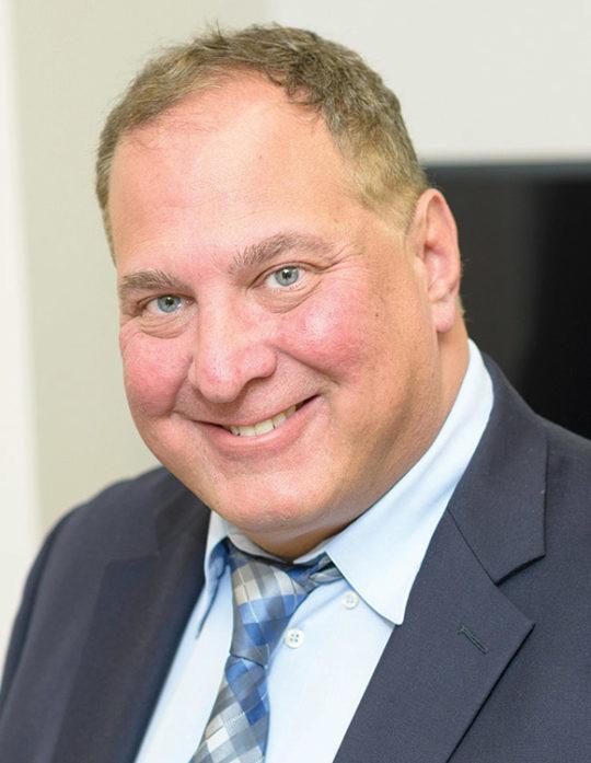 Portrait of Ronald Cohen