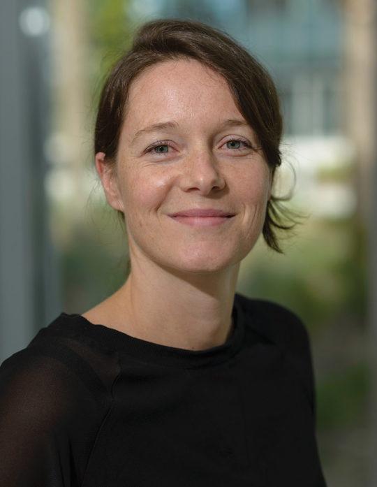 Portrait of Natalie Ebner