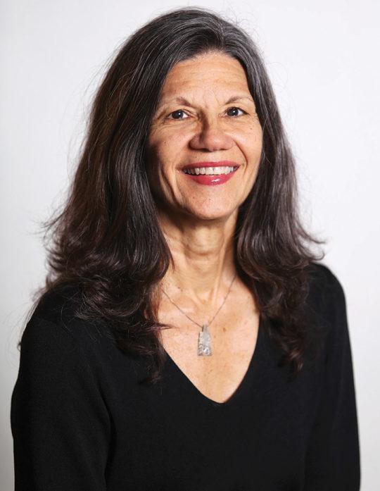 Portrait of Berta Hernandez