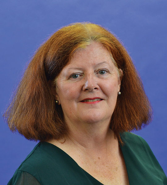 Portrait of Fiona McLaughlin