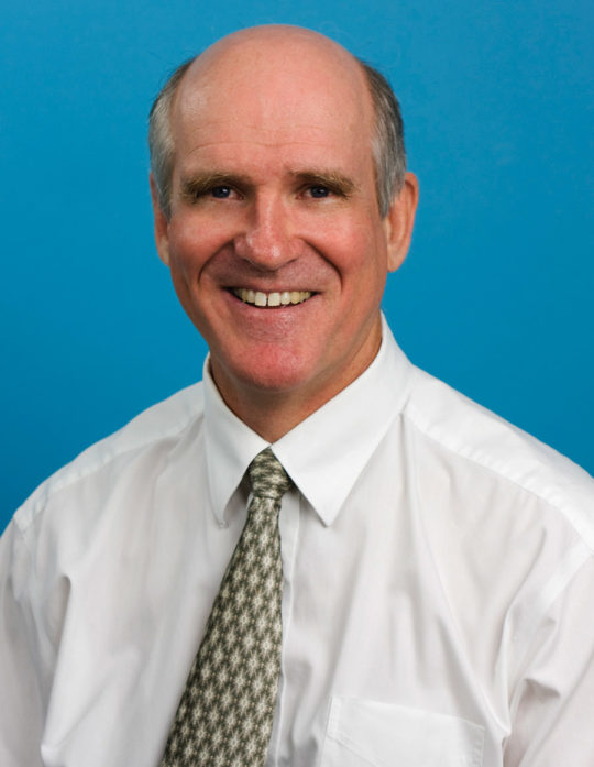 Portrait of Rowan J. Milner