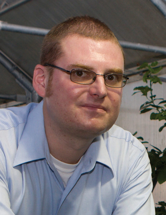 Portrait of Lukasz Stelinski