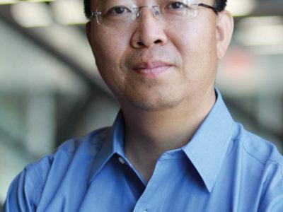 Portrait of David Wei